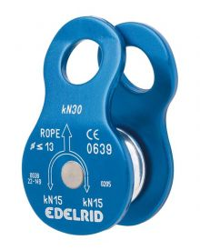 Edelrid Turn katrol; 75x44x29mm