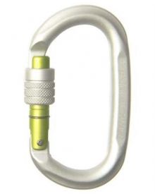 Edelrid Oval power 2400 screw; VE 5