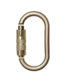 ELLERsafe karabijnhaak; staal; auto twist lock; 19mm