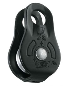 Petzl pulley Fixe; black